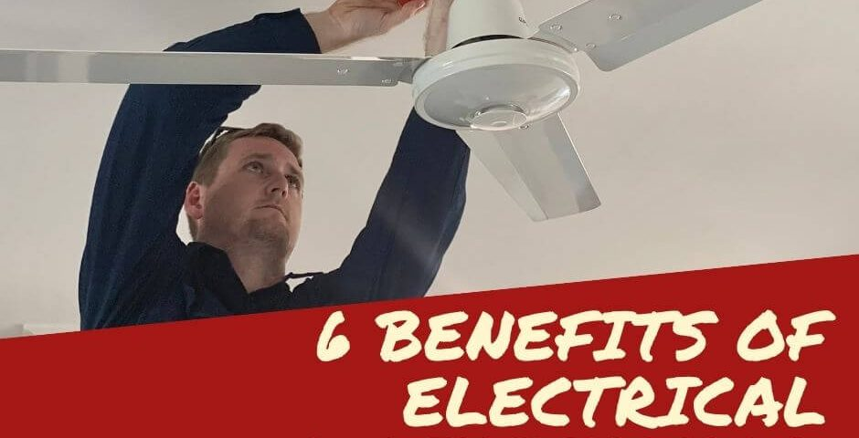 6 benefits of electrical maintenance